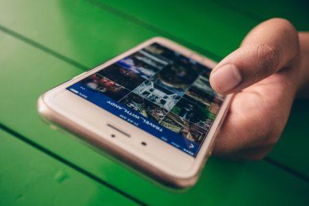 Instagramアプリとスマートフォンの電話帳を連携して友達を探す方法